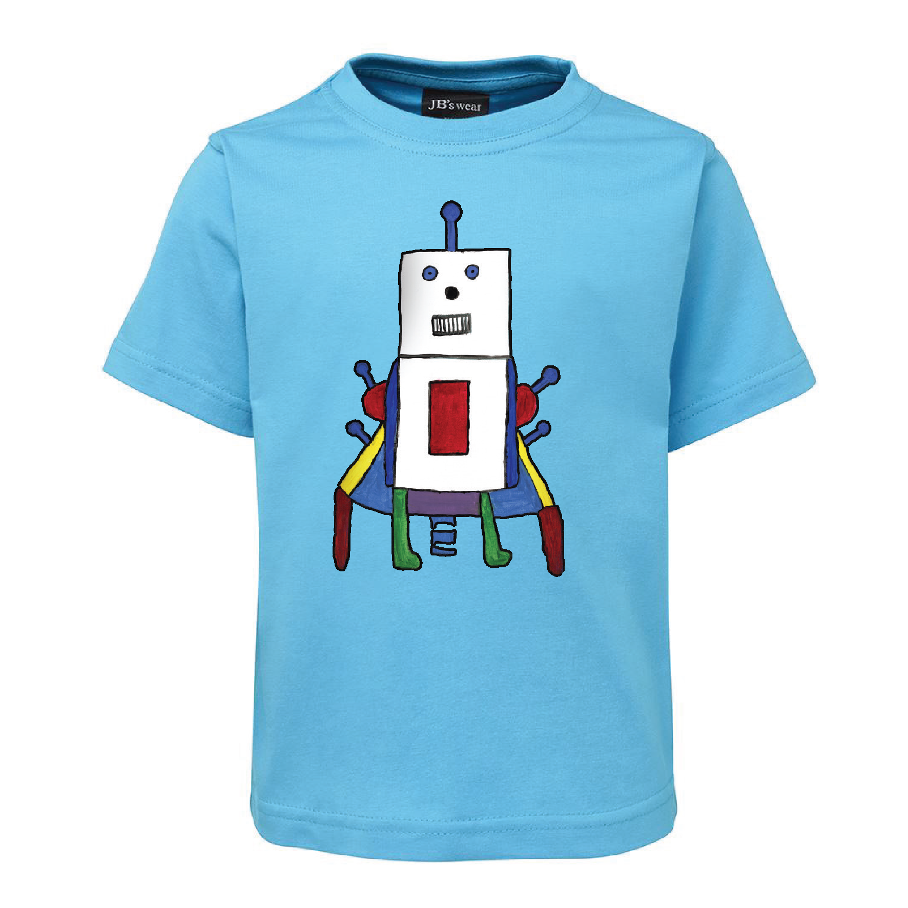 Blue Robot (Kids Size)